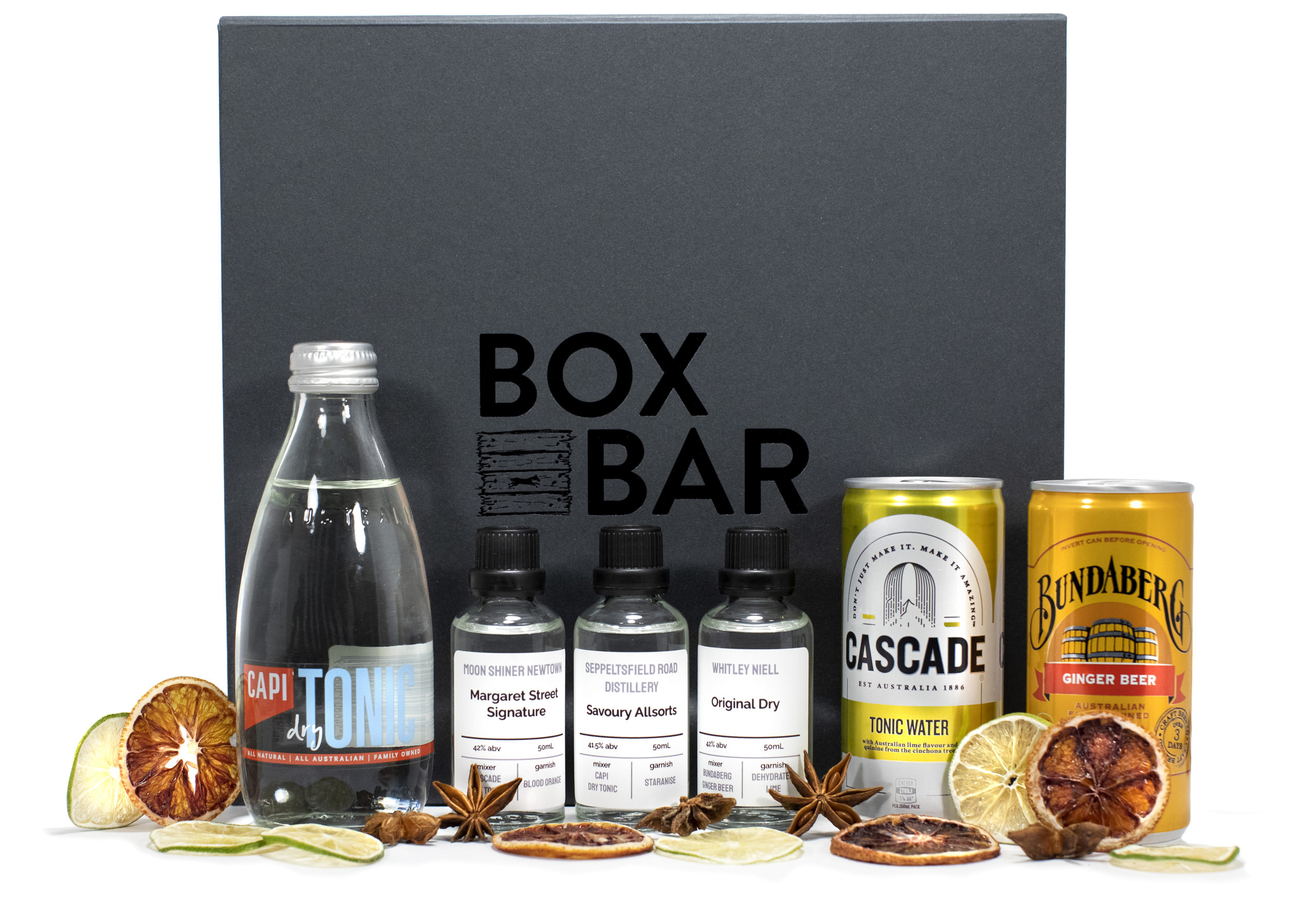 Gin Subscription Contents